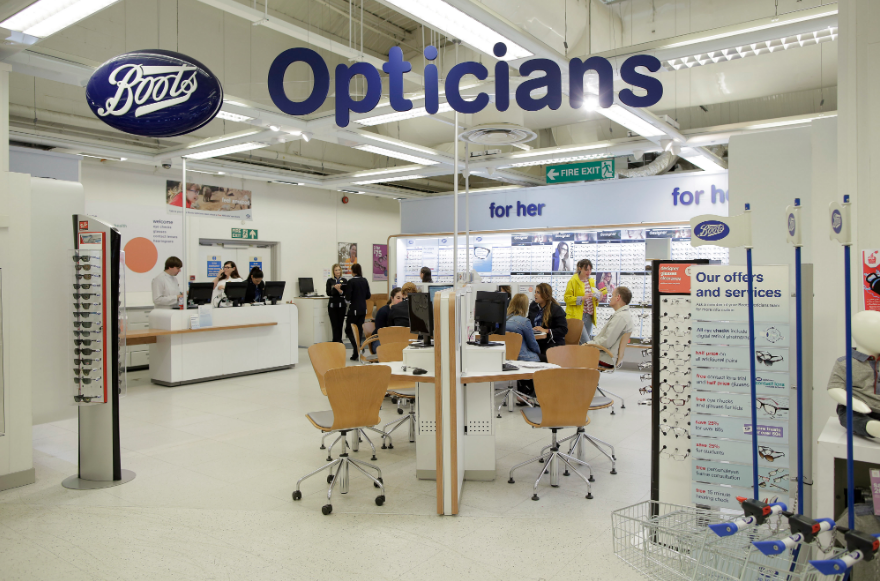 Boots Pharmacy Customer Experience Survey 2020