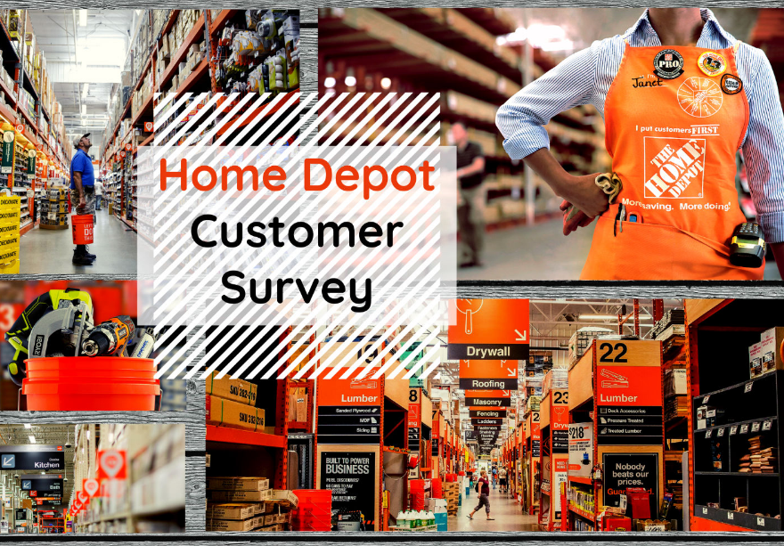 home depot voice of the customer