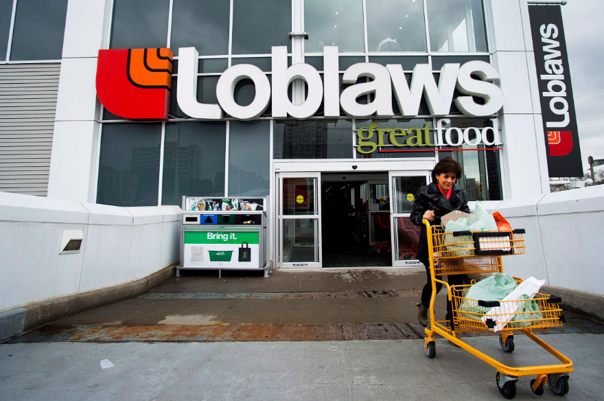 Loblaws Grocery Store Survey
