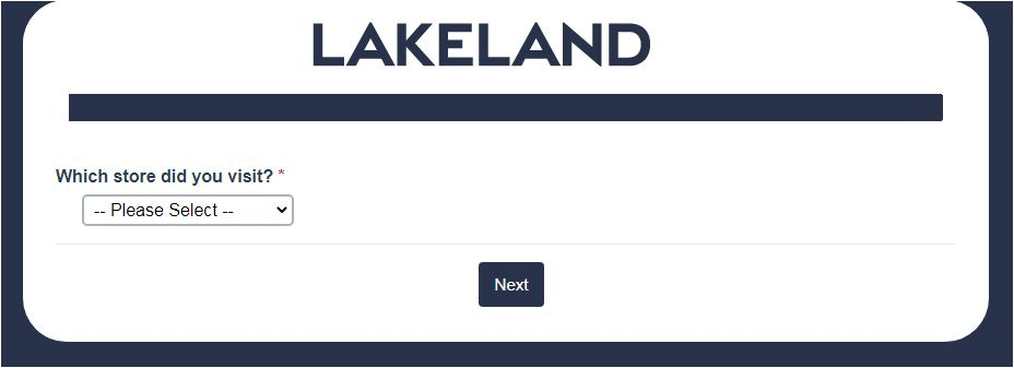 Lakeland Guest Survey