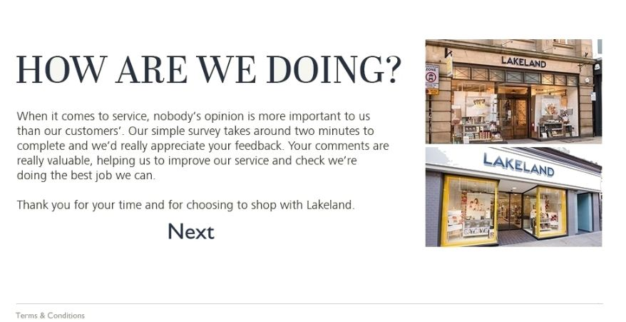 Lakeland Survey