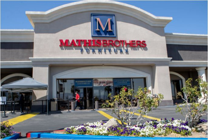 Mathis Brothers Experience Survey